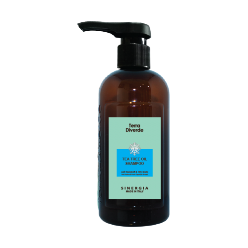 Terra Diverde Tea Tree Oil Shampoo 500 ML 1 Reward Point