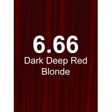 005 Ilvasto Classico Red 6.66 Dark Deep Red Blonde 60ml