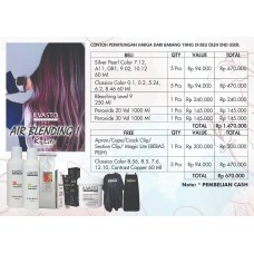 Paket Air Blending Start Up