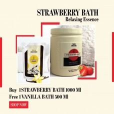 Strawberry Bath Relaxing Essence