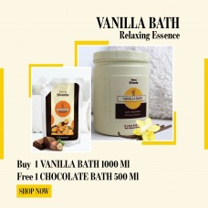 Vanilla Bath Relaxing Essence
