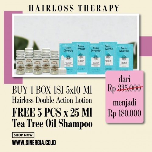 Hairloss Theraphy