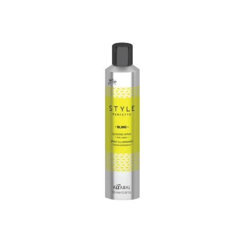 Style Perfetto Bling Anti Frizz Glossing Spray 300 ML