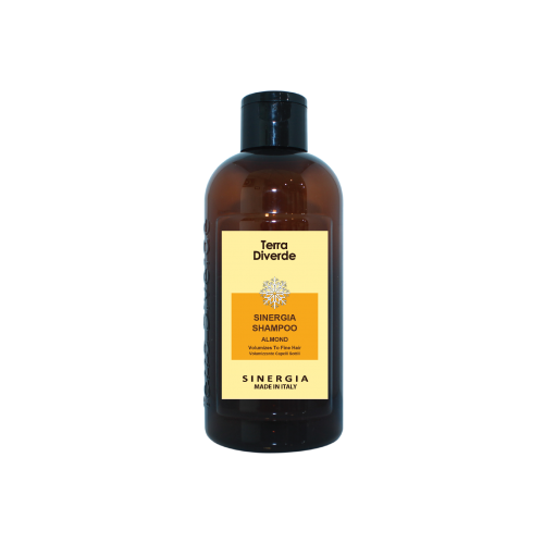 Terra Diverde Almond Volumizer Shampoo 250ml