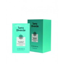 Terra Diverde Tea Tree Oil Shampoo Sachet 25ML