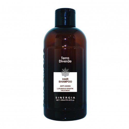 Terra Diverde Shampoo 250 ML New
