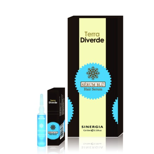 Terra Diverde Serum Blu 10ml (12pcs)